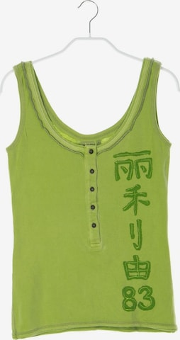 NILE Top & Shirt in S in Green