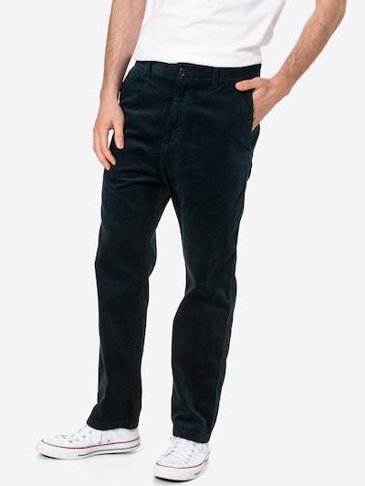 Carhartt WIP Kalhoty 'Menson' - marine modrá, Model/ka