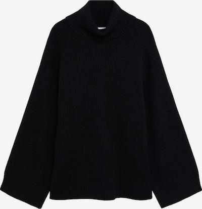 MANGO Pullover 'palmer' in schwarz, Produktansicht