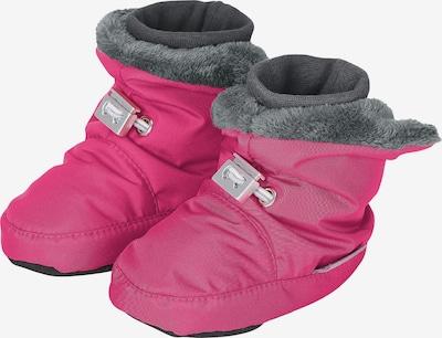 STERNTALER Śniegowce w kolorze ciemnoszary / różowym, Podgląd produktu