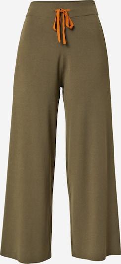 Pantaloni 'MALONE' NÜMPH di colore cachi, Visualizzazione prodotti