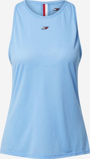 Tommy Sport Sporttop in blau / navy / hellblau / rot / weiß, Produktansicht