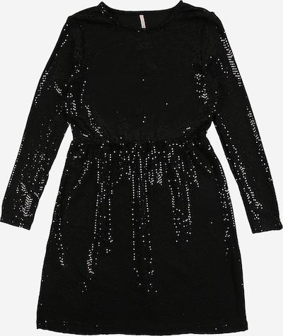 KIDS ONLY Kleid 'Moon' in schwarz / silber, Produktansicht