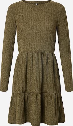 Megzta suknelė 'Alva' iš Hailys , spalva - rusvai žalia, Prekių apžvalga