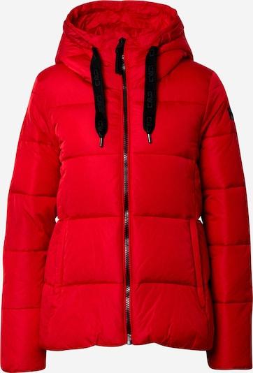 CMP Sport-Jacke in rot / schwarz, Produktansicht