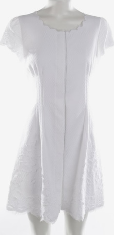 Ermanno Scervino Kleid in XS in Weiß