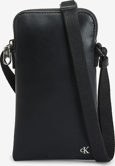 Calvin Klein Jeans Tasche in schwarz / weiß, Produktansicht
