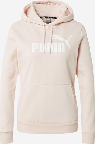 PUMA Sweatshirt in Pink