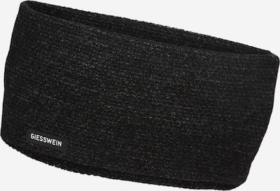 Bandană GIESSWEIN pe negru, Vizualizare produs