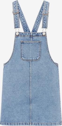 MANGO KIDS Latzrock 'PAULA' in blue denim, Produktansicht