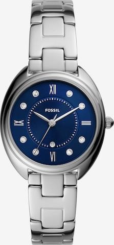 Orologio analogico di FOSSIL in argento