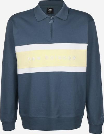 new balance Pullover ' MT01513 ' in blau, Produktansicht
