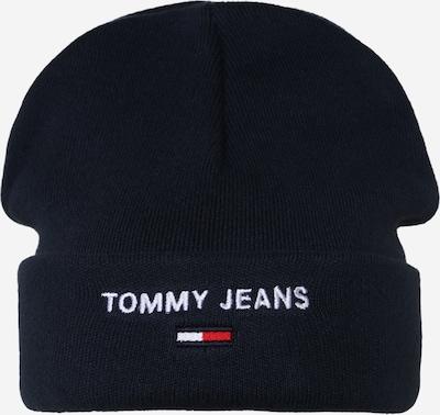 Tommy Jeans Mütze in navy / rot / weiß: Frontalansicht