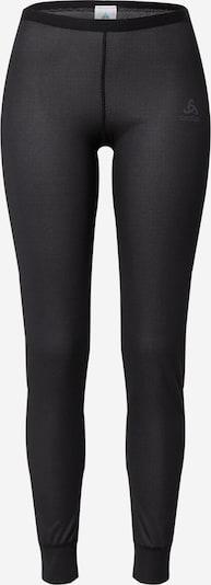 ODLO Sous-vêtements de sport en noir, Vue avec produit