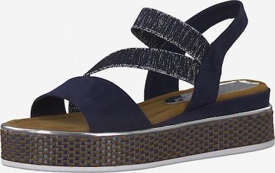 MARCO TOZZI Sandale in navy, Produktansicht