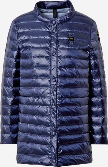 Blauer.USA Manteau mi-saison en bleu marine, Vue avec produit