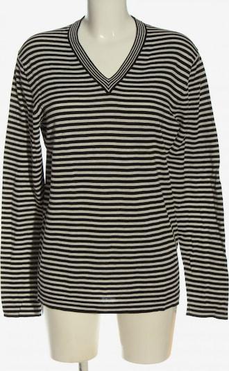 COS Strickshirt in M in schwarz / weiß, Produktansicht