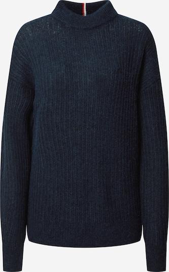 TOMMY HILFIGER Trui in de kleur Donkerblauw, Productweergave