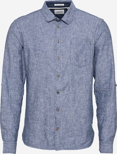 BLEND Camisa en navy / blanco, Vista del producto