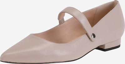 Ekonika Schuhe aus echtem Leder in beige, Produktansicht