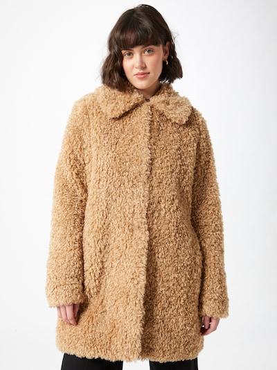 GUESS Manteau d'hiver 'MARINA' en sable, Vue avec modèle