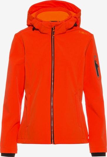 CMP Outdoorjacke in orange / schwarz, Produktansicht
