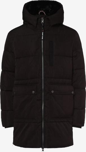 Tommy Jeans Winterparka 'TJM CASUAL PUFFER PARKA' in de kleur Zwart, Productweergave