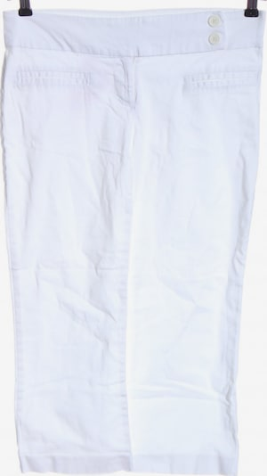 ZARA 3/4-Hose in L in weiß, Produktansicht
