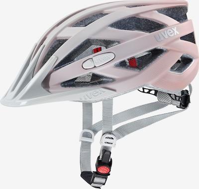 UVEX Helm 'i-vo cc' in pink / weiß, Produktansicht
