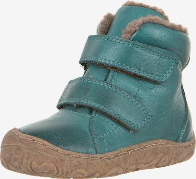 Froddo Winterstiefel in blau / grün, Produktansicht