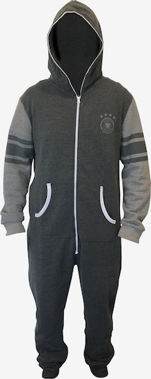 DFB Trainingsanzug in grau, Produktansicht