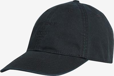 Superdry Cap in schwarz, Produktansicht