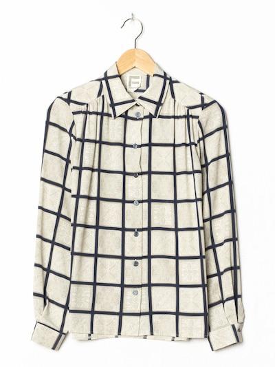 FRANKENWÄLDER Bluse in L in beige, Produktansicht
