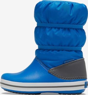 Crocs Stiefel in Blau