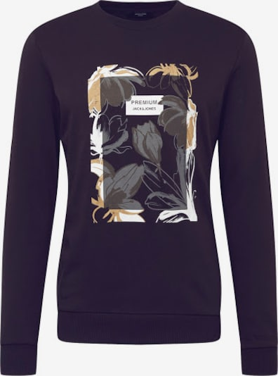 sötétkék / vegyes színek JACK & JONES Tréning póló, Termék nézet