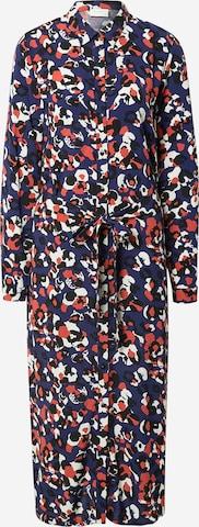 VILA Shirt dress 'Lana' in Mixed colours