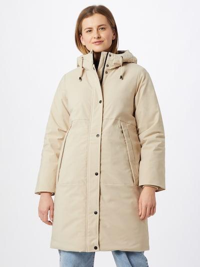 NÜMPH Prechodný kabát 'Nubertha' - béžová, Model/-ka