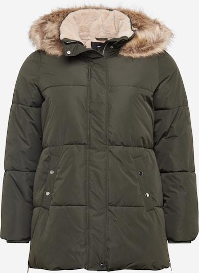 Vero Moda Curve Veste d'hiver 'Finley' en kaki, Vue avec produit