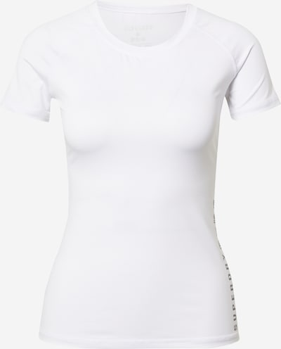 Superdry Functioneel shirt in de kleur Wit, Productweergave