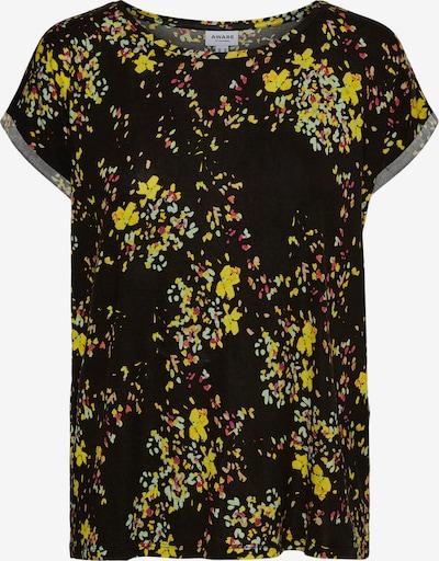 Vero Moda Aware T-Shirt 'Ava' in mischfarben / schwarz, Produktansicht