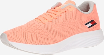 Tommy Sport Athletic Shoes in Orange