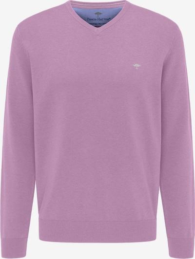FYNCH-HATTON Pullover in lila, Produktansicht