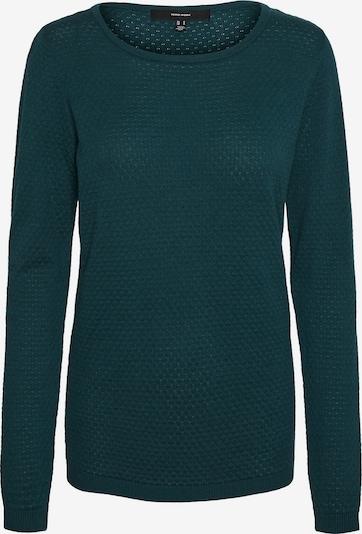 VERO MODA Pullover 'Care' in smaragd, Produktansicht