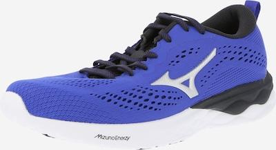 Scarpa da corsa 'WAVE REVOLT' MIZUNO di colore blu reale / nero / bianco, Visualizzazione prodotti
