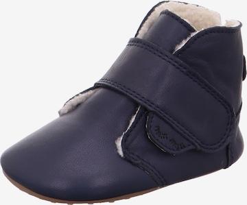 Chaussons 'PAPAGENO' SUPERFIT en bleu