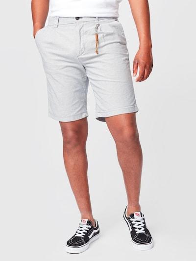 JACK & JONES Chino nohavice 'Milton AKM' - námornícka modrá, Model/-ka
