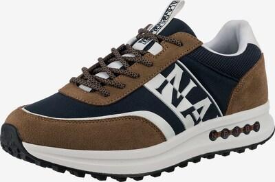 NAPAPIJRI Slate Sneakers Low in braun, Produktansicht