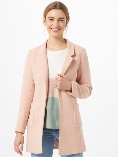 ONLY Blazer 'Baker-Linea' in rosa, Modelansicht