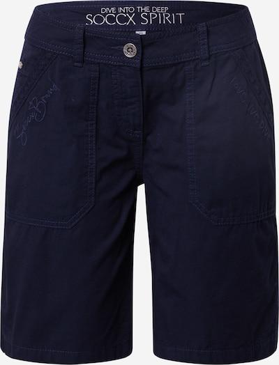 Soccx Pantalón en azul oscuro, Vista del producto