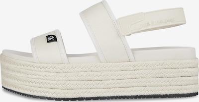 Calvin Klein Sandale in weiß, Produktansicht